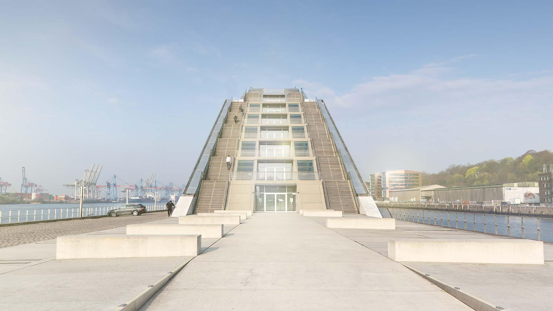 Lichtenstein Landschaftsarchitekten - Außenanlage Dockland
