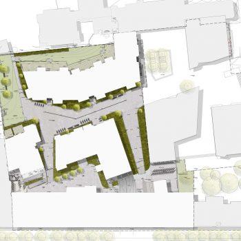 Lichtenstein Landschaftsarchitekten - Alstercampus Hamburg
