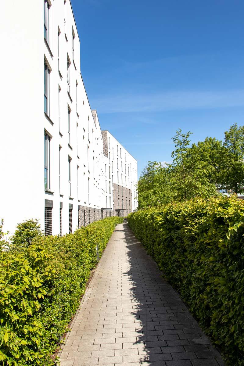 Lichtenstein -Stadtgärten Lokstedt - Wohnanlage