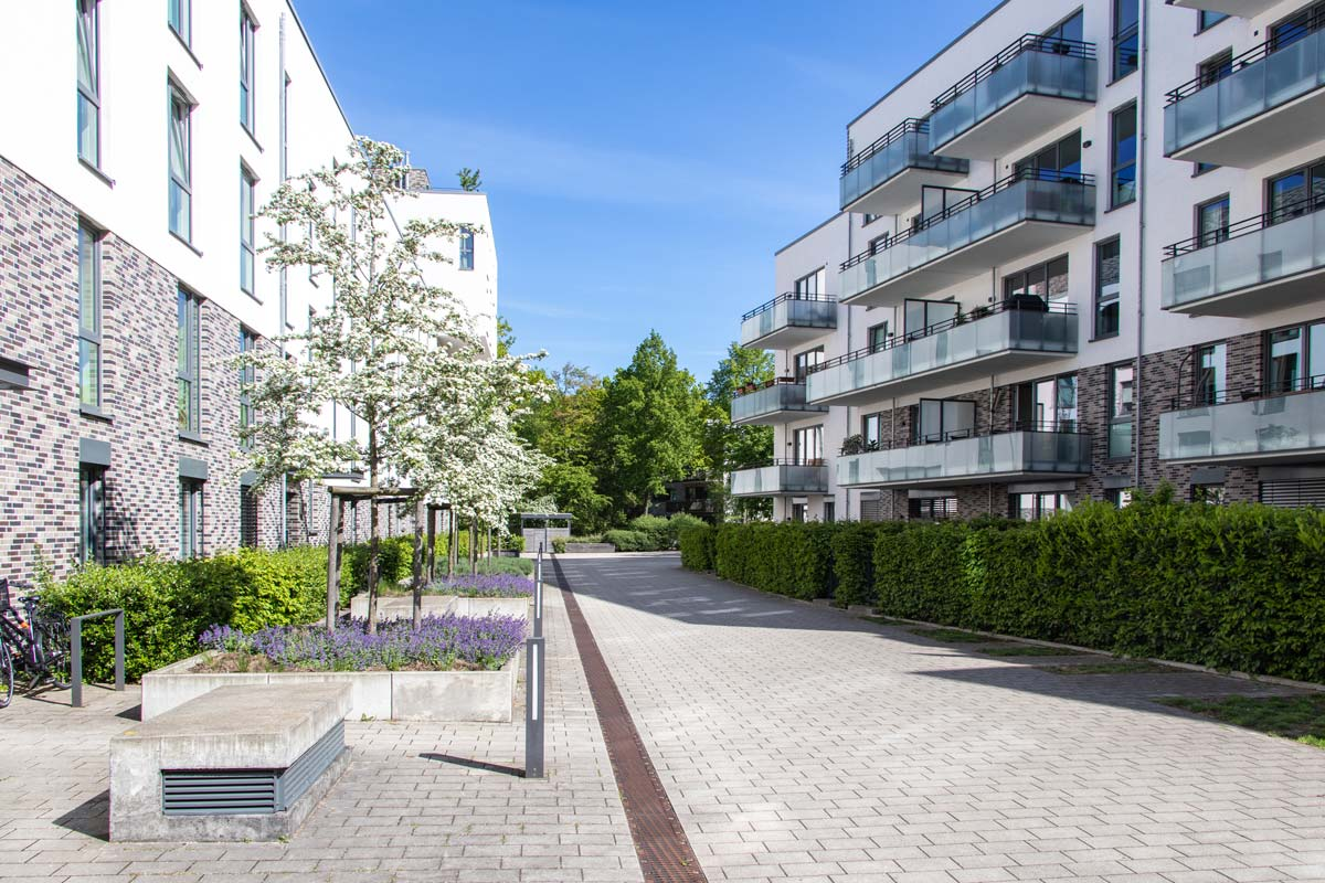 Landschaftsarchitekten Lichtenstein - Stadtgärten Lokstedt
