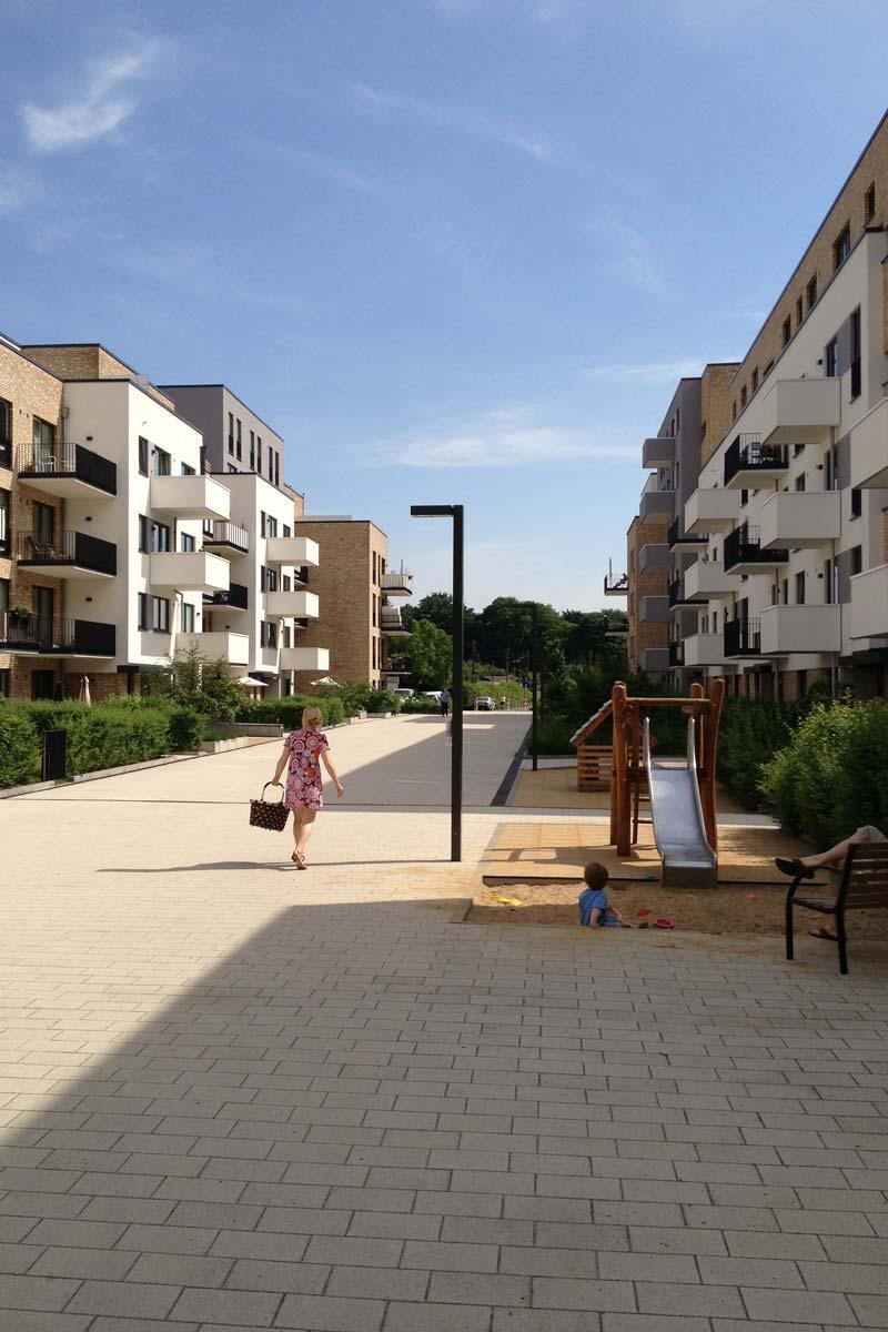 Lichtenstein - Ökologisches Freiraumkonzept - Stadtgärten Lokstedt