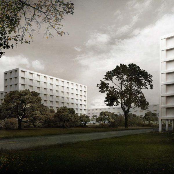 LICHTENSTEIN – Städtebaulich-freiraumplanerischer Wettbewerb Pergolenviertel