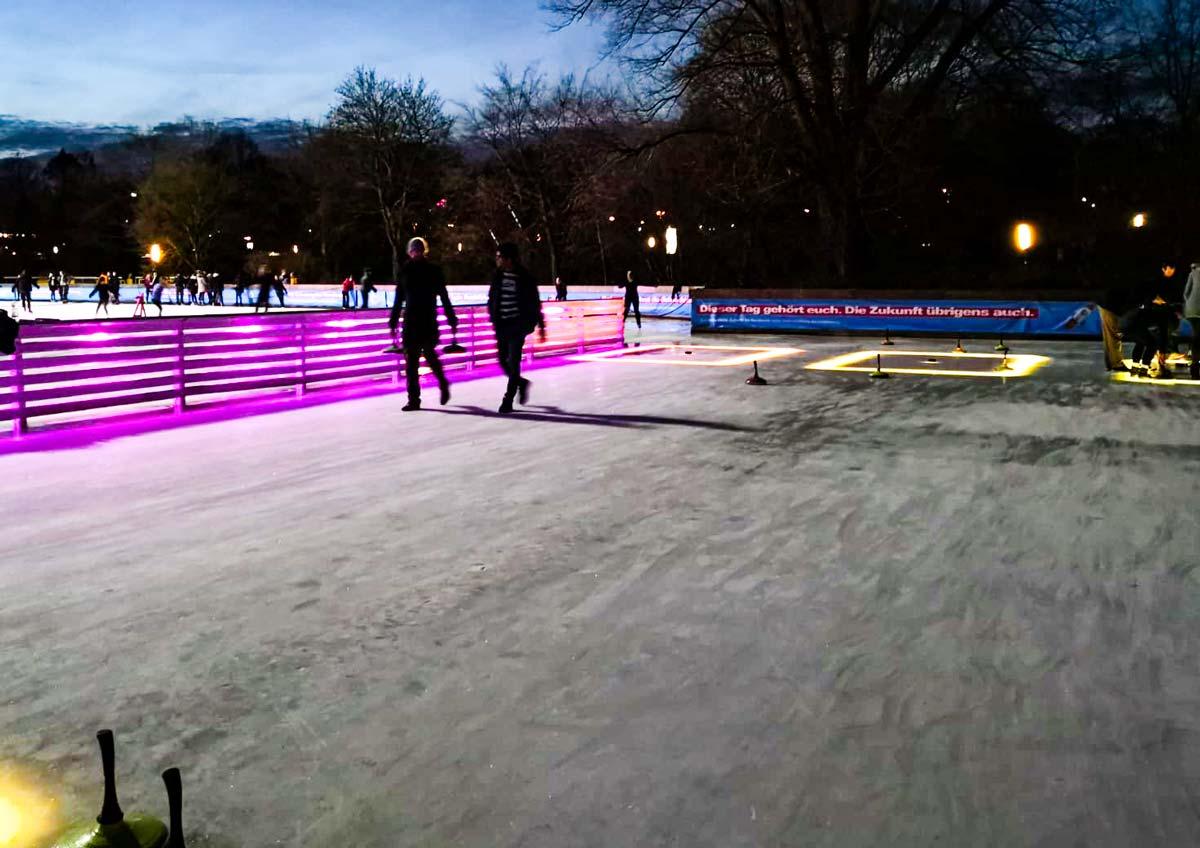 Eisstockschießen 2019